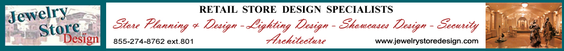 Jewelry Store Design Experts since 1980